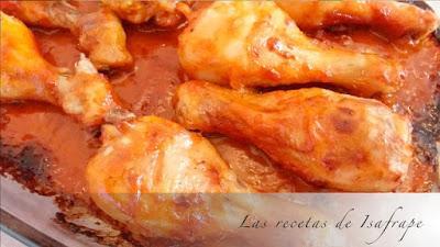 Recetas de pechuga de pollo barbacoa lenta