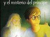 Reseña 133. Harry Potter misterio principe