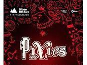 Pixies confirmados para Live 2016