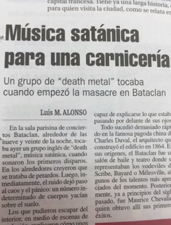 Música satánica