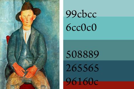 Cromoterapia: los colores fríos y sus significados