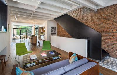Casa loft rustica y moderna paperblog for Casa moderna tipo loft