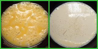 Quiche de espinacas, queso de cabra y beicon