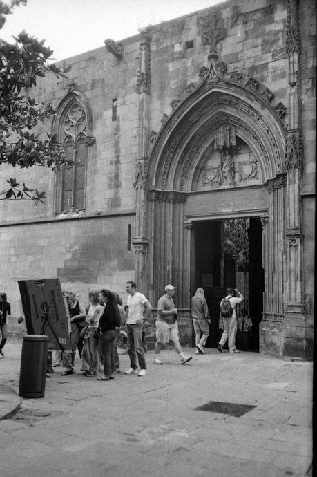BARCINO COLONIA ROMANA, DE LUIS CONDE MORAGUES, CAPITULO Nº 25º Y FINAL DEL LIBRO, A LA BARCELONA D' ABANS, D' AVUI I DE SEMPRE...