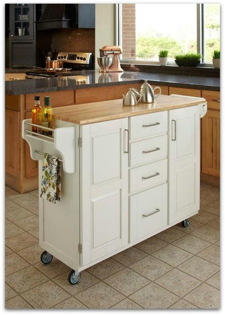 Sab as que un mueble de cocina tiene 10 usos diferentes for Muebles de cocina basicos
