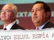 Documentos Snowden revelan espionaje venezolana PDVSA