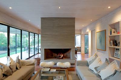 casa minimalista en zapallar chile paperblog