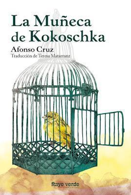 La muñeca de Kokoschka - Afonso Cruz