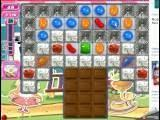 candy crash saga nivel