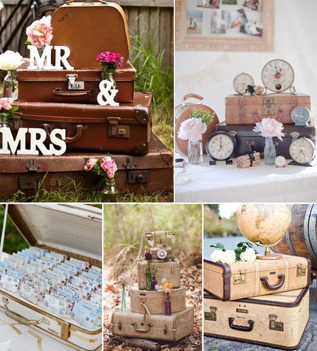bodas con tem tica viajera paperblog