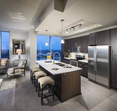 Nuevos apartamentos minimalistas en houston paperblog for Apartamentos minimalistas