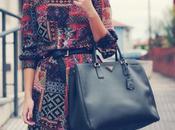 Midi dress.