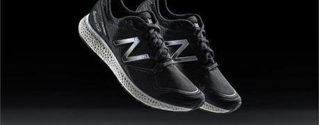 New Balance ha revelado sus primeras zapatillas impresas en 3D que se hallarán disponible en edición limitada