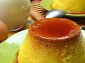 Flan huevo tradicional