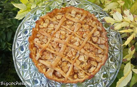 PASTEL DE MANZANA AMERICANO: APPLE PIE