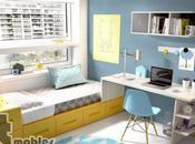Dormitorios infantiles estilo nórdico