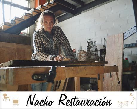 (TALLERES) EN EL TALLER-ALMACÉN DE NACHO RESTAURACIÓN