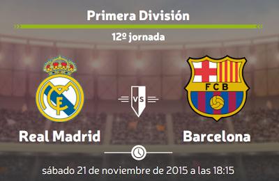 Previa Real Madrid vs Barcelona información antecedentes
