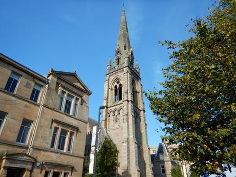 Visita express por Perth (Escocia)