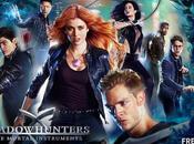 Revelado póster oficial 'Shadowhunters', adaptación televisiva saga literaria 'Cazadores sombras'