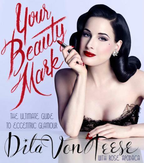 Belleza   Dita von Teese para MAC