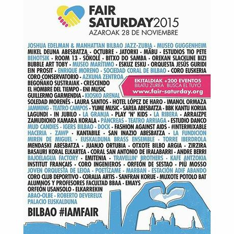 Fair Saturday en Bilbao
