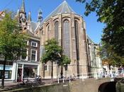 Delft; ciudad cerámica azul Rotterdam
