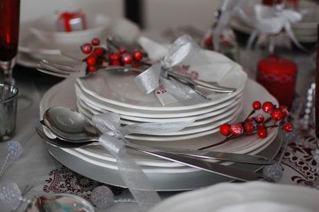 Una mesa navide a paperblog - Mesa navidena ...