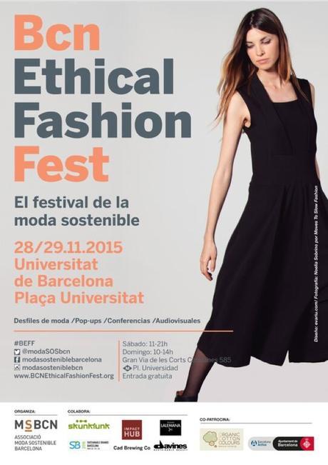 Bcn ethical fashion fest festival de moda sostenible en for Universidad de moda barcelona