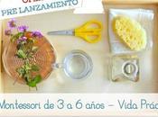 ¡OFERTA PRE-LANZAMIENTO! Curso online Montessori años Vida Práctica
