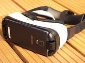 vistazo realidad virtual Samsung pronto podrás tener