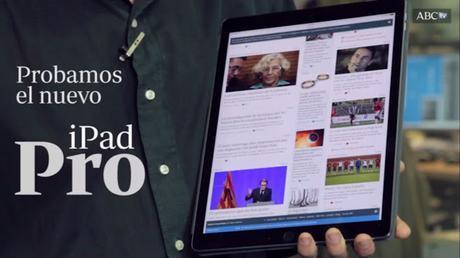 iPad Pro de Apple: Una tableta grande para hacer cosas