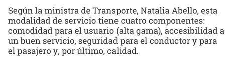 Tomado de El Tiempo (http://www.eltiempo.com/politica/gobierno/decreto-que-reglamenta-a-los-taxis-de-lujo-y-servicios-como-uber-en-colombia/16439271)