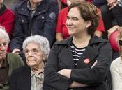 Colau apoya querella contra Rajoy crímenes franquismo.