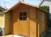 Montaje caseta madera nuestro cliente Juan Arenas (ASTURIAS)