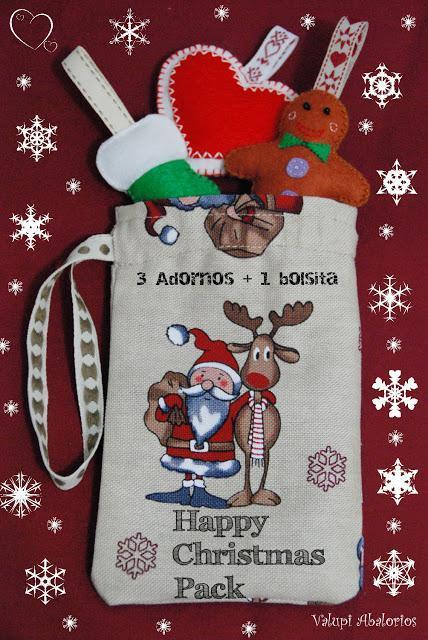 Miércoles de Inspiración ♥ Las próximas navidades regala  Valupi