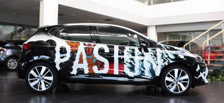 Boa Mistura subasta su Renault CLIO Pasión por una buena causa #DejaQueLaPasionTeLleve