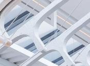 Centro Usos Múltiples Getafe, diseñado A-cero (Interiores)