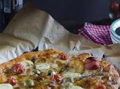 Pizza frutti mare