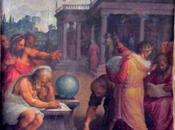 """""""studiolo"""" Cosme Palazzo Vecchio Florencia"""