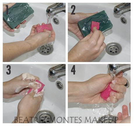 como limpiar el maquillaje