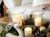 Inspiracion decoracion navidad piñas naturales