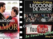 """Vídeo-Crítica """"Lecciones amor"""", Fred Schepisi"""