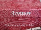Aromas beauty box.