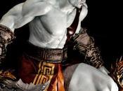celebra décimo cumpleaños exclusiva figura Kratos