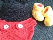 Disfraz mickey mouse para bebes