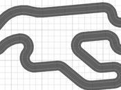 1365. Circuito Francorchamps, Bélgica.en pequeñas dimensiones.