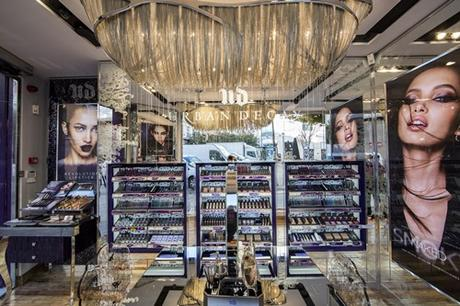 La Primera Boutique en España de Urban Decay en Madrid