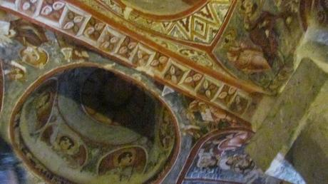 Iglesia de las Sandalias. Goreme. Capadocia