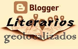 Bloggeros literarios geolocalizados. ¿Y si pudiéramos saber cuántos bloggeros hay en nuestra ciudad?